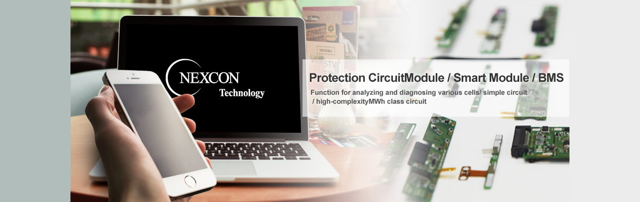 Protection Circuit Module / Smart Module / BMS
